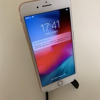 iPhone 7Plus 32GB ローズゴールド docom...
