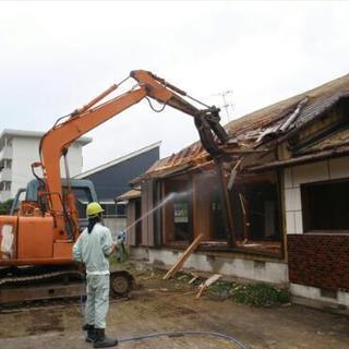 家屋解体の補助員募集! 技術などは一切不要♪