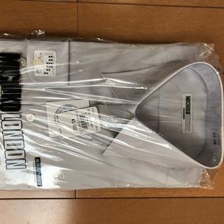 【最終値】男性用ワイシャツ 薄いグレー  ミチコロンドン