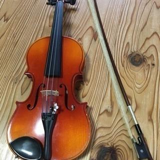 値下げします!バイオリン1/8   スズキ製