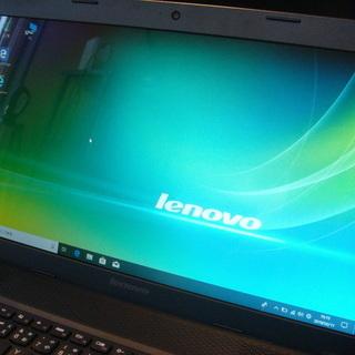 ノートパソコン Lenovo G500 新品SSD WIN10 ...
