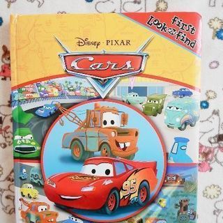 My First Look and Find Cars