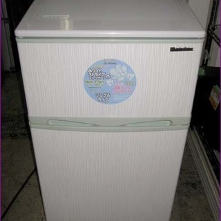 【¥8,000-】☆エラビタックス 直冷タイプ 冷凍冷蔵庫 ER...