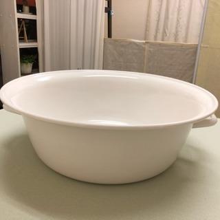 ホーローの洗面器(大)