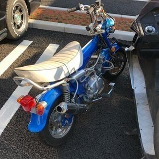 DAXタイプバイク