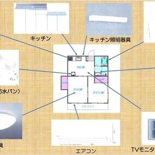 ★初期費用無料★ フルリフォーム 2DK36㎡ 家賃3.9万円 新...