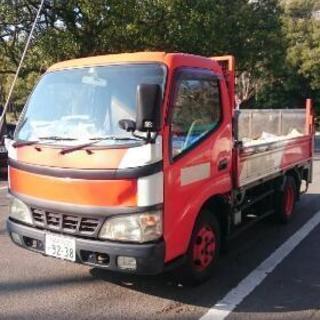平成15年式 HINO(日野)デュトロ LPG車パワーゲー…