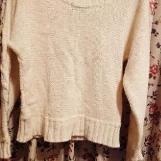 『決まりました!』ゆったりセーター