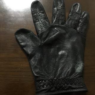 ナイキ ゴルフグローブ 革製 (左手XL/26)