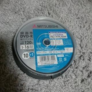 【新品】録画用DVD-R  11枚入