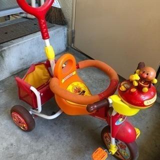 アンパンマン 三輪車 美品