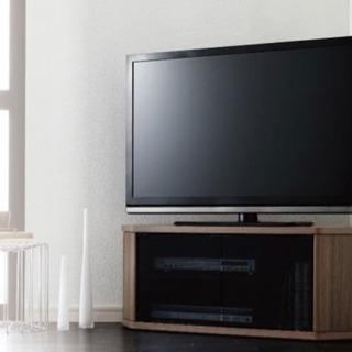 【美品】おしゃれなテレビ台 コーナーも壁面にも