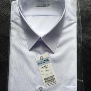 川越東高校 新品ワイシャツ 半袖(2枚セット)