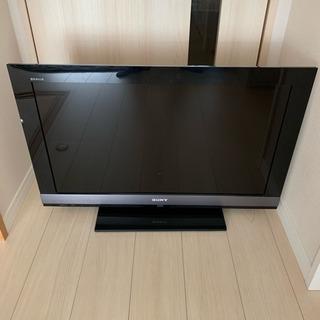 SONY BRAVIA32型フルハイビジョン液晶テレビ LEDバッ...