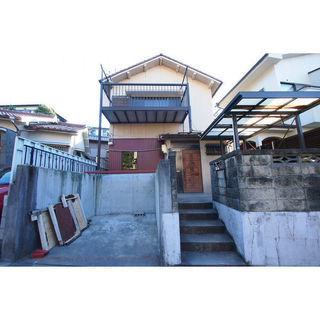 緑区  ☆大高駅徒歩10分、ガレージ付きの5DK戸建! ペット小型...
