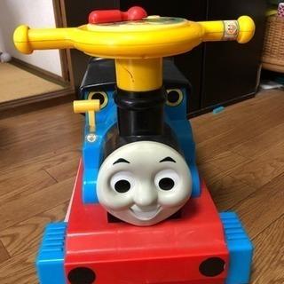 【引取り待ち】トーマス 乗用玩具