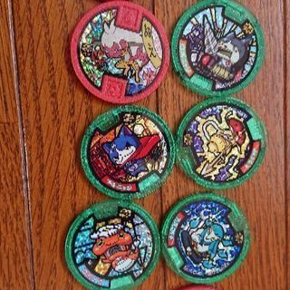 妖怪メダル セット4