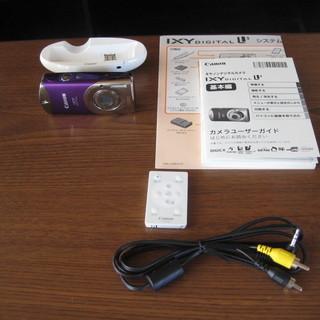 CANON IXY L3 デジカメ 美品 完動品