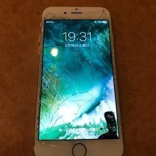 iPhone6.6s.7のガラス割れ修理