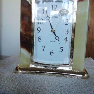 シチズン クオーツ置時計