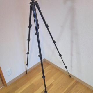 Manfrotto カメラ三脚