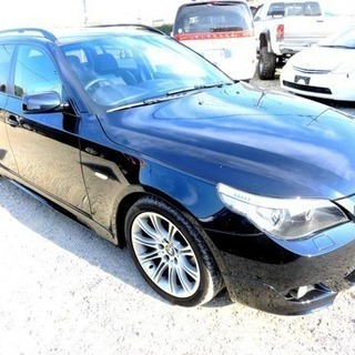 BMW525i ツーリング 自社ローン 分割 個人