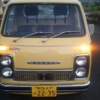 昭和52年式 ホンダTN-7