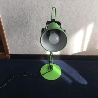 昭和レトロな電気スタンド 新品LED電球付き(電球なし500円)
