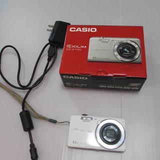 カシオデジタルカメラ EX-Z770