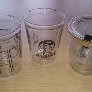 マーロウグラス、高級ジャムの容器