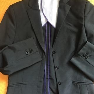 リクルートスーツ 黒