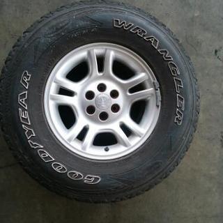 タイヤ、ホイール3本セット