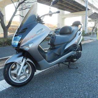 マジェスティ125Fi(LEDライト・ヤマハ純正ドライブベルト・整備)