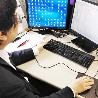 【福利厚生完備・残業少なめ】月給35万円VB.NETプログラマーの募集