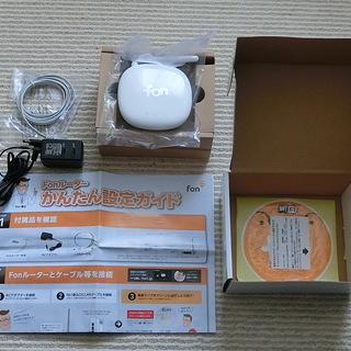 FON 無線ルーター FON2405