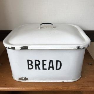 【ゆずちゃんさま:郵送対応】アンティーク!ブレッド缶