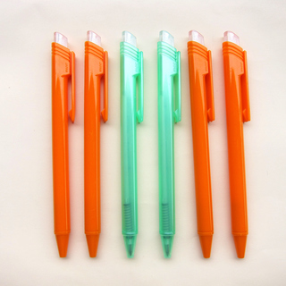 0円!ノック式ボールペン