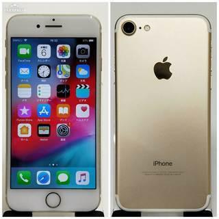 簡易SIMフリー iPhone 7 128GB Gold 美品 ...