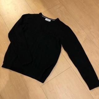 ナノユニバース 薄手セーター