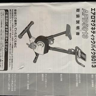 エアロマグネティックバイク5013