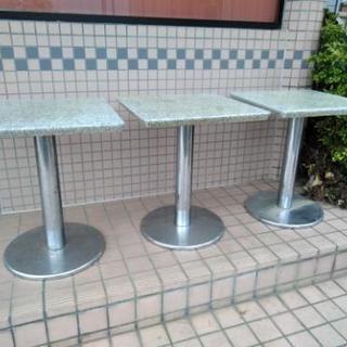 業務用 二人掛け テーブル