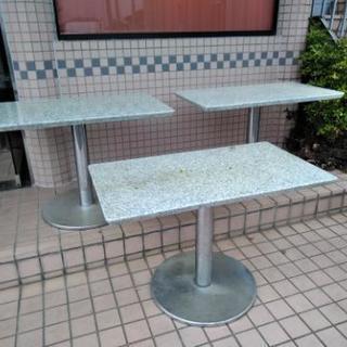 業務用 四人掛け テーブル