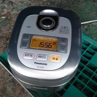 取引中 ち Panasonic IH炊飯器 2010年製