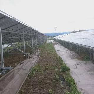 守山市 498万 太陽光発電で貸出中 土地の収益物件 - 守山市