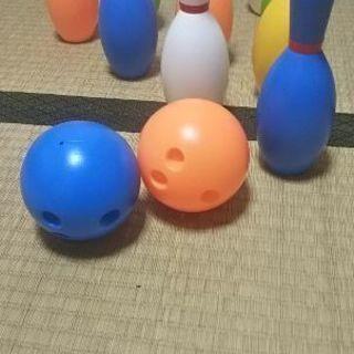 ボーリング&ボール セット