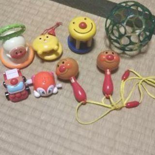 赤ちゃん おもちゃまとめ売り