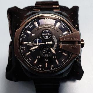 DIESEL クロノグラフ 腕時計