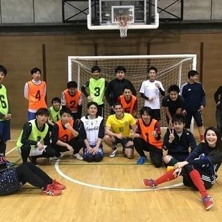 2/20日19時〜渋谷フットサルメンバー募集