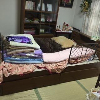 畳 セミダブルベッド