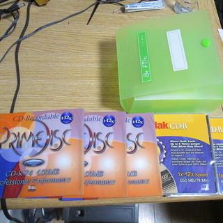 CD-Rディスク 5枚セット ※値下げしました。